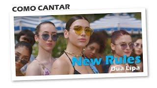 Baixar Como Cantar New Rules - Dua Lipa (by Helder Cortez)