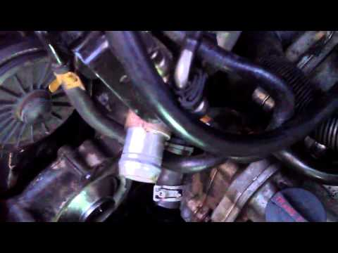 2000 CADILLAC DEVILLE WATER PUMP INSTALLATION 5 - YouTube