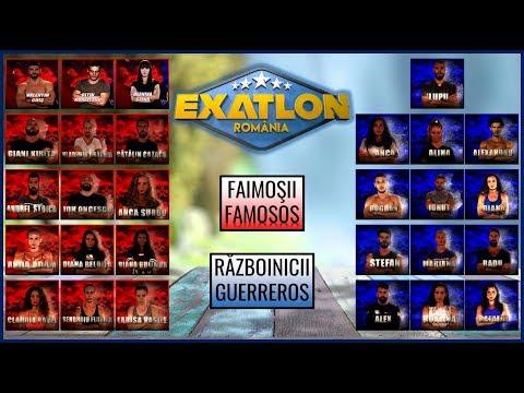 Orden de Eliminación: Exatlón Rumania | Ordine de Eliminare: Exatlon România