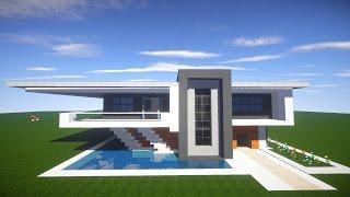 Майнкрафт: Как построить МОДЕРН ДОМ Легко и просто(Майнкрафт: Как построить МОДЕРН ДОМ Легко и просто! В этой серии будет показано как построить дом модерн..., 2016-02-14T04:53:53.000Z)