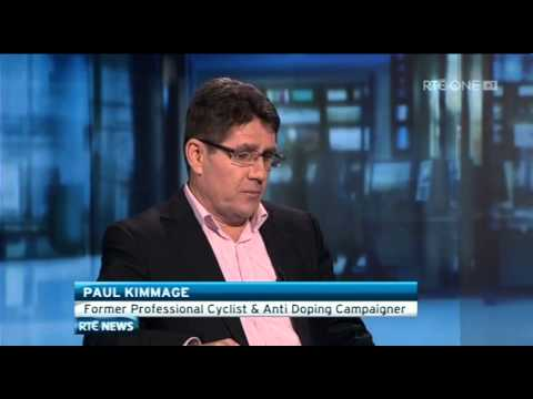 Paul Kimmage comments on Lance Armstrong's 1st Oprah Interview