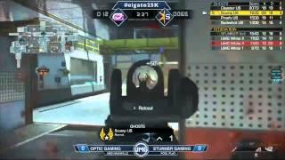 OpTic Gaming vs Stunner Gaming Scump gets 40 kills!!