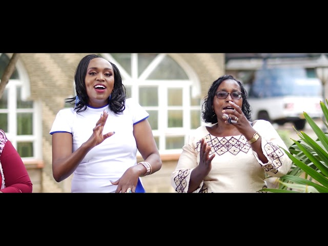 Joan Mutugi - Kimbilio Langu (Official Music Video) SEND SKIZA 7633843 TO 811