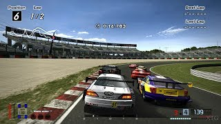 Gran Turismo 4 - Nissan C-WEST RAZO SILVIA (JGTC)