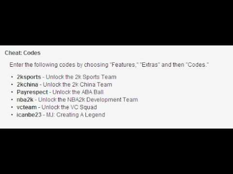 The best place to get cheats, codes, cheat codes, walkthrough, guide, FAQ, unlockables, achievements, and secrets for NBA 2K15 for Xbox