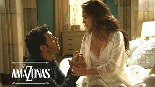 Las Amazonas | Alejandro está dispuesto a recuperar el amor de Diana