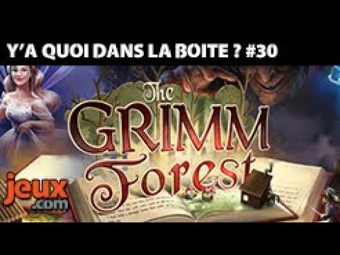 La Forêt des Frères Grimm - UNBOXING