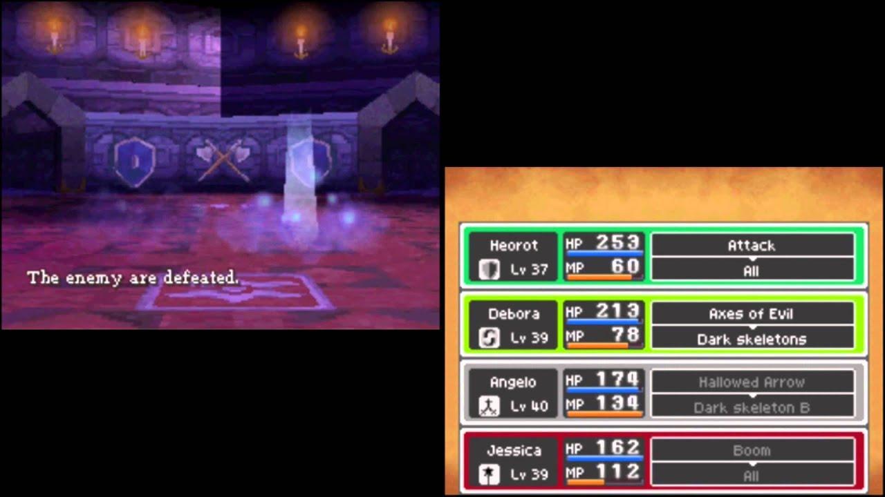 Dragon quest ix playthrough 119 gittingham palace 23 the main dragon quest ix playthrough 119 gittingham palace 23 the main keep aloadofball Images