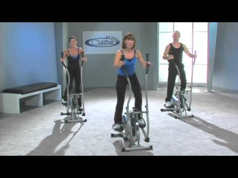 Elliptical Cross Trainer - Thane Direct - Orbitrek Elite Workouts Int