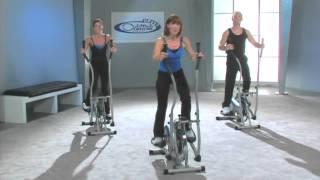 Elliptical Cross Trainer - Thane Direct - Orbitrek Elite Workouts Int