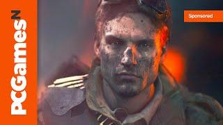 Battlefield V Unsung Heroes   The SBS operator #BattlefieldV