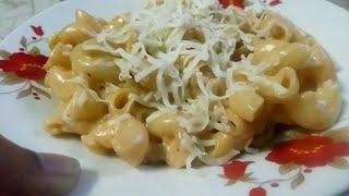 Yummy cheesy delicious Macaroni recipe | easy macaroni recipe 😋
