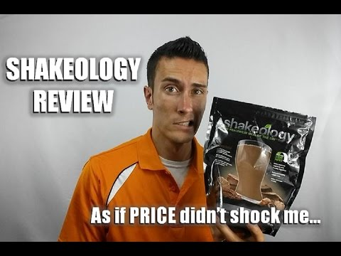 Shakeology Review - As if the PRICE Didn't Shock Me at First! See my Honest Review