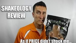 Shakeology Review - As if the PRICE Didn