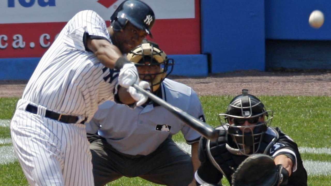 Wilson Betemit Homers In His First Yankees At Bat