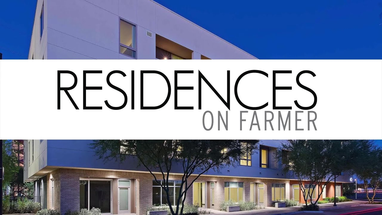 Residences on Farmer - Unique Class-A Modern Apartment in ...