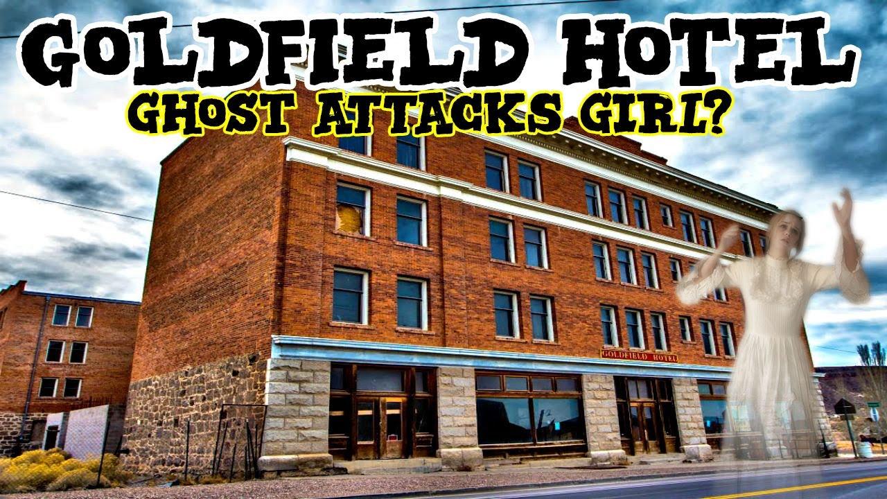 Attack in motel black