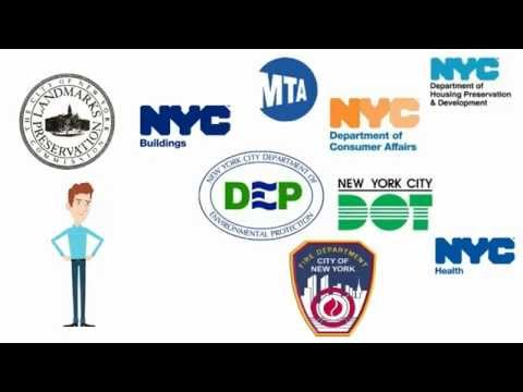 NYC DOB Tracking Number