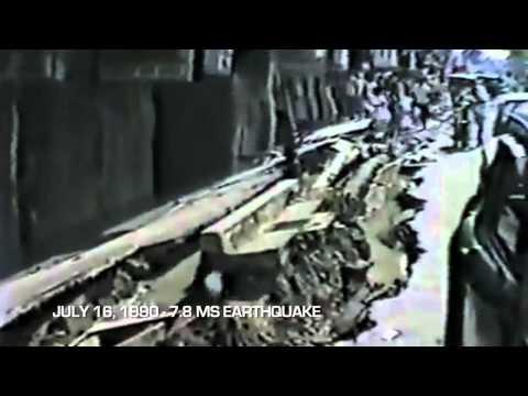 1990 LUZON EARTHQUAKE