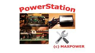 Ремонт и устройство контроллера для мотор-колеса(Рассказываю, как я починил контроллер после короткого замыкания мосфет-транзисторов. И вскользь упоминаю..., 2014-07-16T20:20:40.000Z)