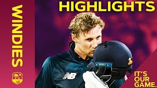 England Complete Highest Ever Run Chase | Windies vs England 1st ODI 2019 - Highlights