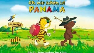 Oh wie schön ist Panama  Zeichentrickfilm Deutsch