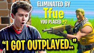 15 Times Bugha Got OUTPLAYED in Fortnite