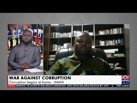 War Against Corruption - UPfront on JoyNews (29-7-20)