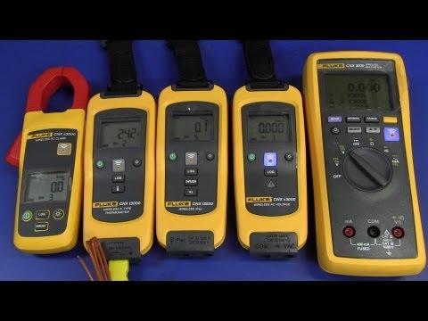EEVblog #417 - Fluke CNX3000 Wireless Multimeter Teardown