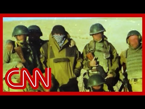 CNN exposes secret army that linked to Russia&39;s Vladimir Putin