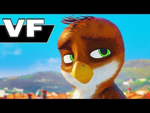 LE VOYAGE DE RICKY Bande Annonce ✩ Animation 2017