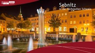 Stadt Sebnitz in der Sächsischen Schweiz