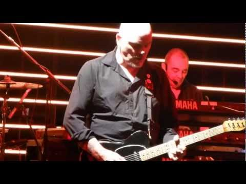 The Stranglers Golden Brown. O2 Academy Liverpool 7.3.13