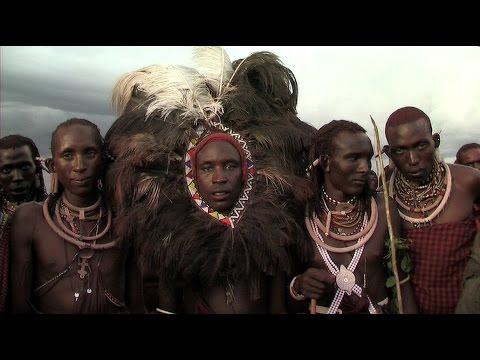 Maasai warrior ceremony Eunoto