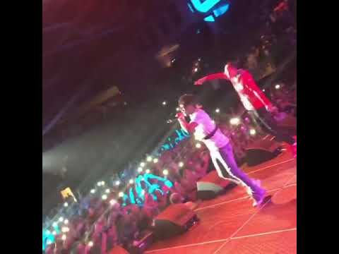 Lil Uzi Vert Brings Out G Herbo At Indiana University of Pennsylvania Homecoming Concert