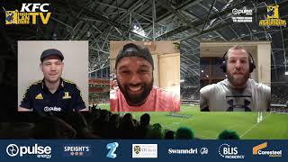 Landers Lounge - Episode 4 with guests Lima Sopoaga and James Haskell