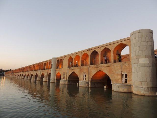 Alrededores de Isfahan - Irán 1a parte consejos y rutas de qué ver y visitar