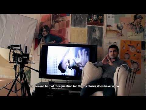 MICA interviews Carlos Florez about his goal as a filmmaker