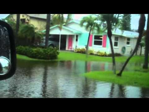 TROPICAL STORM DEBBIE ANNA MARIA ISLAND, FL