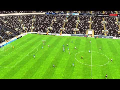 Tottenham vs Ipswich - 38 minutes