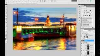 Сведение HDR в Photomatix(Обучающий ролик, описывающий процесс сведения нескольких экспозиций в HDR, начиная с предварительной обрабо..., 2012-09-02T08:41:14.000Z)