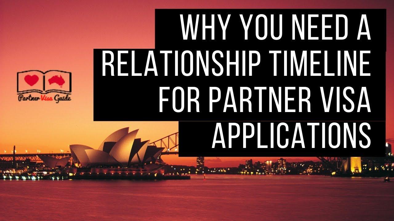 Relationship milestones of timeline 5 Unofficial