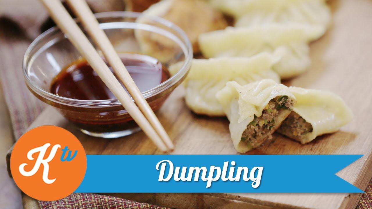 Resep Dumpling Tzu I Mullinax Youtube