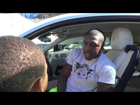 Boxing Star Andre Berto Has The Best Car of All Sports Stars Rolls-Royce