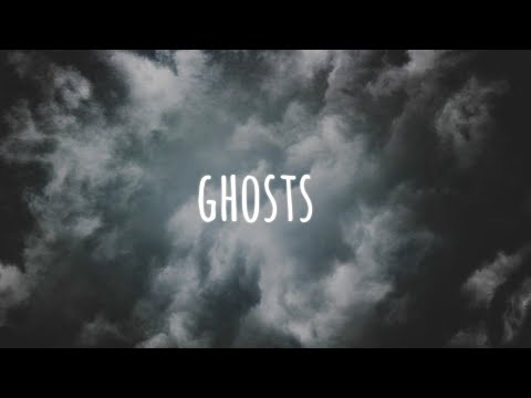 Blackbear & XXXTENTACION - Ghosts (ocean Mix) (LYRIC VIDEO)