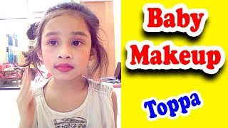 Baby Makeup Tutorial | Bangla Makeup Tutorial | Toppa Makeup School