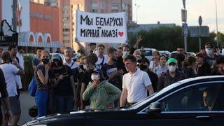 Беларусь: падение в пропасть неизбежно, если сила - последний аргумент власти.