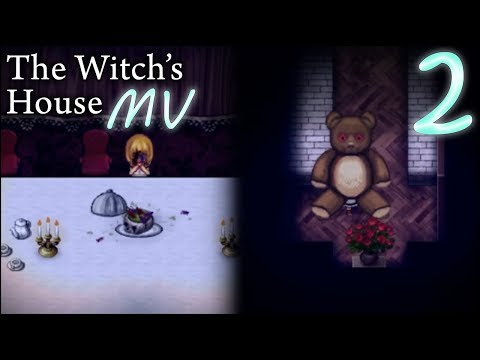 The Witch's House MV (Steam) - Part 2 | Flare Let's Play | Extra Mode, A Lot of New Stuff!