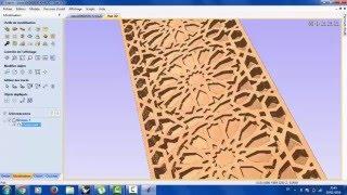 face bombe sur differents logiciels  pour machines CNC