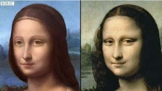 Scientist Claim Secret Portrait of 'REAL' Mona Lisa Lies Underneath